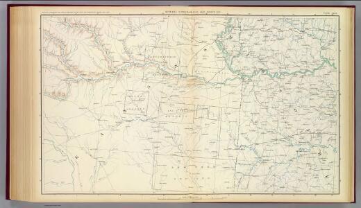 Gen. map XXVI.