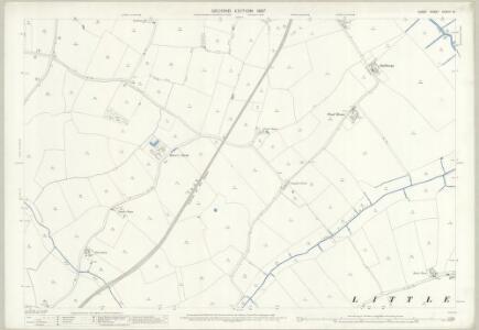 Essex (1st Ed/Rev 1862-96) XXXVIII.16 (includes: Great Clacton) - 25 Inch Map