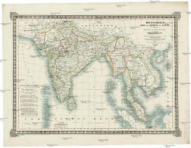 Ostindien dies- und jenseits des Ganges