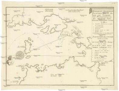Izobraženije oderžannoj rossijskim flotom pobědy nad tureckim pod predvoditelstvom jego sijatel'stva grafa Aleksěja Grigorjeviča Orlova 24. ijunja/5. ijulja 1770