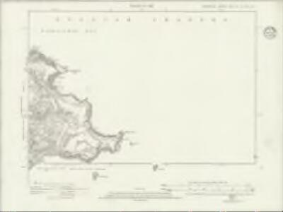 Devonshire CXVI.SE & CXXII.NE - OS Six-Inch Map