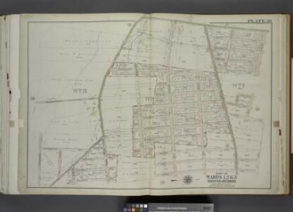 Part of Wards 1, 2 & 3. [Map bound by Forest Hill     Road (Fort Richmond), Willow Brook Road (Gun Factory RD), Caswell Ave, Harvey    Ave, Marble St, Byrne Ave, Buchanan Ave, Delmont St, Cedar Ave, Washington Ave,  Broadway]
