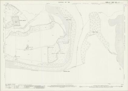 Sussex LXXII.6 (includes: Havant; West Thorney; West Wittering) - 25 Inch Map