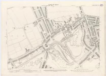 London XII.5 - OS London Town Plan