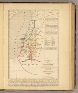 Palestine sous Constantin le Grand, 330 apres J.C.