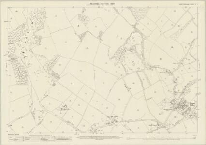Hertfordshire XI.7 (includes: Lilley; Offley) - 25 Inch Map