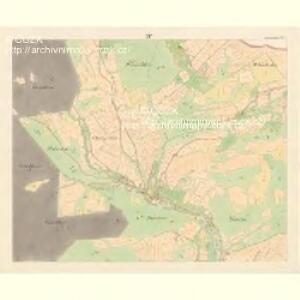 Kateržinetz - m1168-1-003 - Kaiserpflichtexemplar der Landkarten des stabilen Katasters