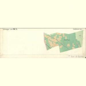 Lichtbuchet Ober - c2161-1-016 - Kaiserpflichtexemplar der Landkarten des stabilen Katasters