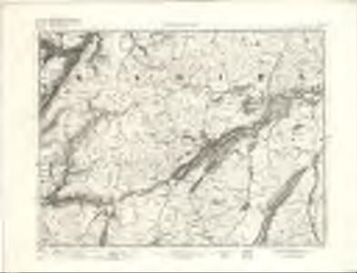 Glen Roy - OS One-Inch map