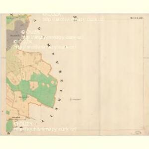 Guttenbrunn - c1165-1-006 - Kaiserpflichtexemplar der Landkarten des stabilen Katasters