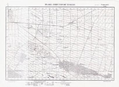 Lambert-Cholesky sheet 2638 (Poiana Mare)