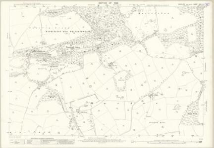 Yorkshire CXIX.13 (includes: Aldfield; Lindrick With Studley Royal And Fountains; Littlethorpe; Markingfield Hall; Markington With Wallerthwaite) - 25 Inch Map