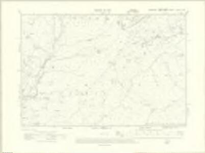 Yorkshire LXXXI.SW - OS Six-Inch Map