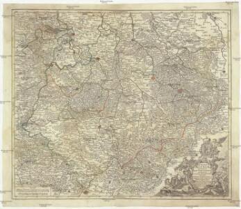 Marchionatus Misniae primaria elector. Saxoniae provincia in circlos suos subdivisus accedit ditionum regionumq. circumjacentium magna pars
