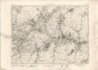 Peebles - OS One-Inch map