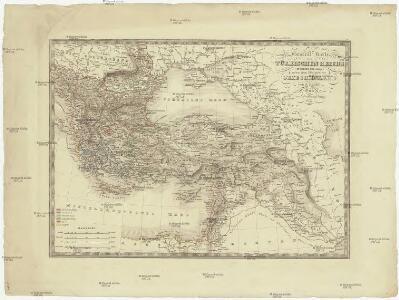 General Karte des Türkischen Reichs in Europa und Asien