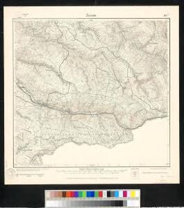 Meßtischblatt 118 : Nassau, 1916