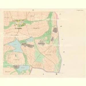 Gumplitz (Gumplice) - c3692-1-003 - Kaiserpflichtexemplar der Landkarten des stabilen Katasters