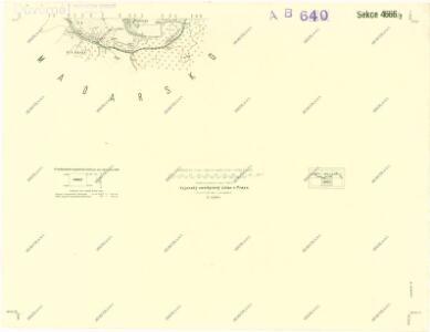 III. vojenské mapování 4666/2