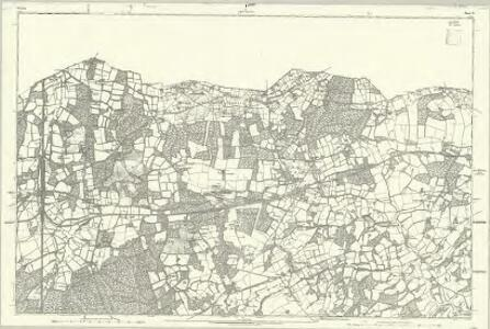 Sussex IV - OS Six-Inch Map