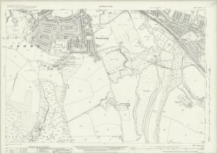 Kent X.5 (includes: Northfleet; Swanscombe) - 25 Inch Map