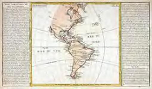 Isles, caps et ports de mer de l'Amerique