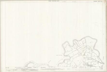 Cheshire VIII.8 (includes: Carrington; Flixton; Irlam) - 25 Inch Map