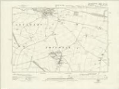 Northamptonshire LXVI.NE - OS Six-Inch Map
