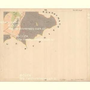 Hermannschlag - c3729-1-006 - Kaiserpflichtexemplar der Landkarten des stabilen Katasters
