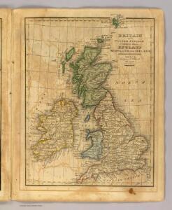 United Kingdom of England, Scotland and Ireland.