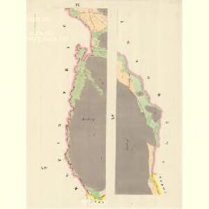 Unter Heinsendorf (Hinczin) - m0947-2-008 - Kaiserpflichtexemplar der Landkarten des stabilen Katasters