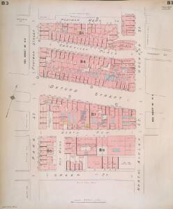 Insurance Plan of London West, North West Vol. B: sheet 3