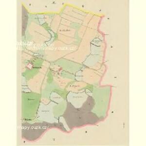 Drahles - c1503-1-004 - Kaiserpflichtexemplar der Landkarten des stabilen Katasters
