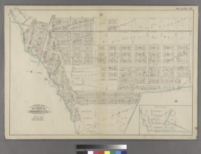 Plate 37: Part of Ward 26. Brooklyn, N.Y.