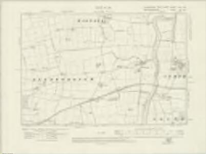 Lincolnshire LXVIII.NE - OS Six-Inch Map