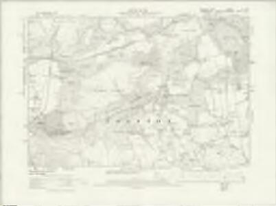 Sussex X.SW - OS Six-Inch Map