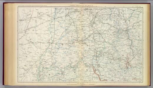 Gen. map XVI.