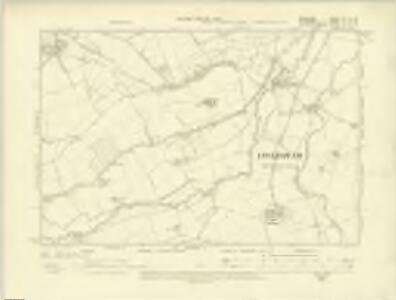 Berkshire VII.NW - OS Six-Inch Map