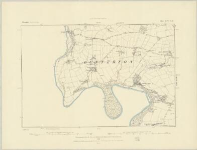 Devonshire LXXXVIII.SW - OS Six-Inch Map