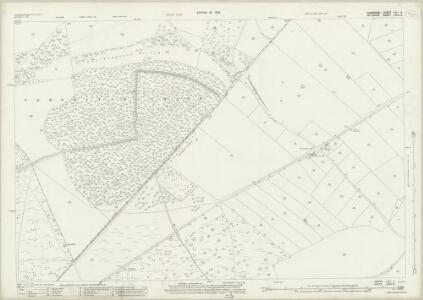 Hampshire and Isle of Wight LIVA.3 (includes: Broad Chalke; Martin) - 25 Inch Map