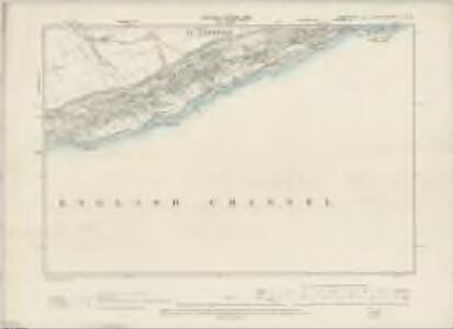 Hampshire & Isle of Wight C.NE - OS Six-Inch Map