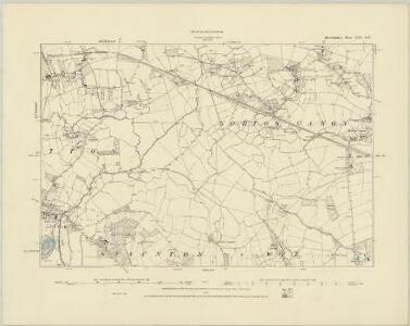 Herefordshire XXIV.NE - OS Six-Inch Map