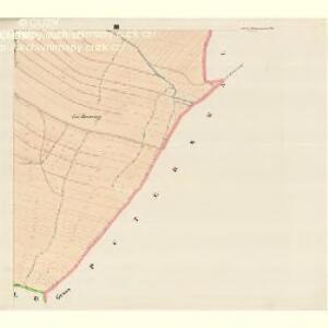 Klein Peterswald (Maly Peterswald) - m2281-1-003 - Kaiserpflichtexemplar der Landkarten des stabilen Katasters