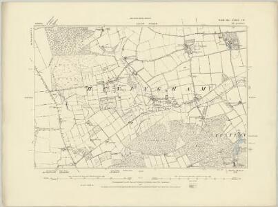 Norfolk XXXI.SE - OS Six-Inch Map