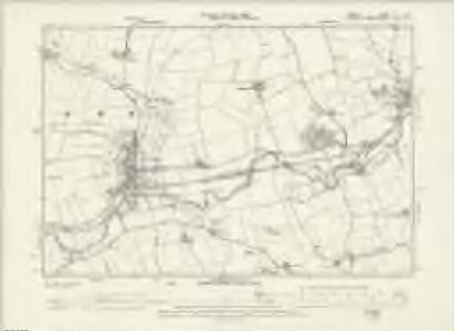 Suffolk LXXI.NE - OS Six-Inch Map