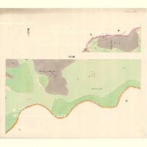 Neu Hrosenkau (Nowi Heasenkow) - m2073-1-033 - Kaiserpflichtexemplar der Landkarten des stabilen Katasters