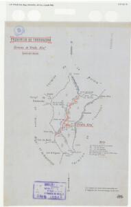 Mapa planimètric de la Vilella Alta