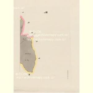 Radlowitz (Radimowic) - c6351-1-004 - Kaiserpflichtexemplar der Landkarten des stabilen Katasters