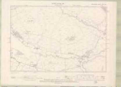 Perth and Clackmannan Sheet LXXI.NE - OS 6 Inch map