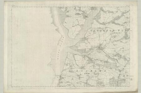 Devonshire CXVII - OS Six-Inch Map